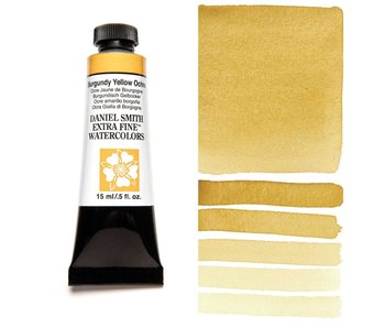 DANIEL SMITH XF WATERCOLOR 15ML BURGUNDY YELLOW OCHRE