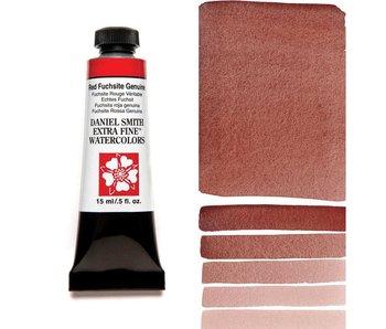 DANIEL SMITH XF WATERCOLOR 15ML RED FUCHSITE GENUINE