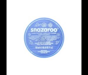 SNAZAROO FACE PAINT 18ML SKY BLUE