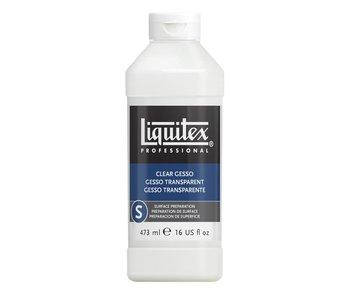 Liquitex Clear Gesso - 473ml (16 oz)
