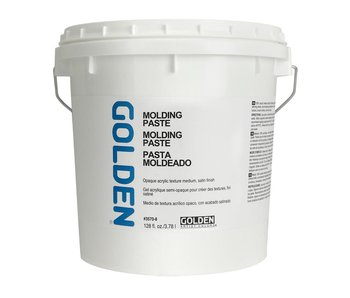 Golden Medium 128oz Molding Paste