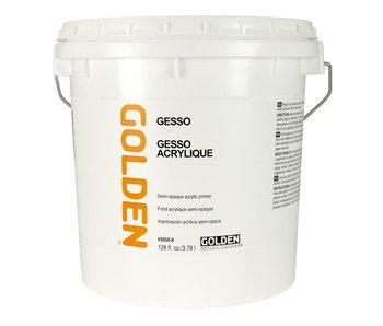 Golden Medium 128oz Gesso