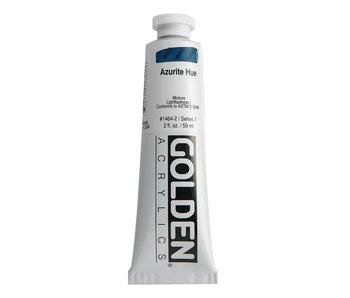 Golden 2oz Azurite Hue Heavy Body Series 1