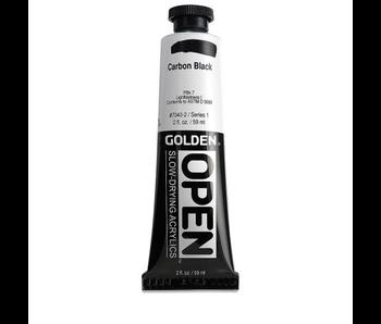 Golden Open 2oz Carbon Black Series 1