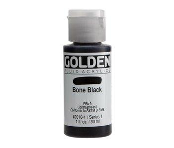 Golden 1oz Fluid Bone Black Series 1