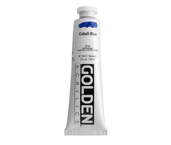 Golden 2oz Cobalt Blue Heavy Body Series 8