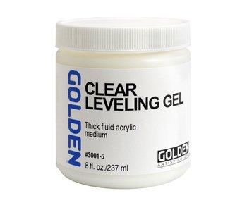 Golden Medium 8oz Self Leveling Clear Gel