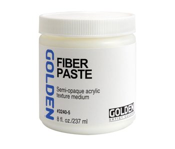 Golden Medium 8oz Fiber Paste