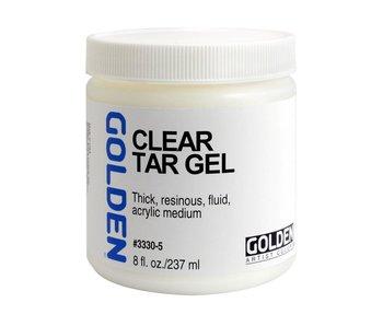 Golden Medium 8oz Clear Tar Gel