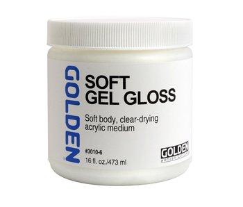 Golden Medium 16oz Soft Gel Gloss