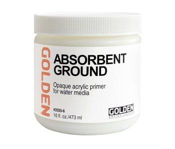 Golden Medium 16oz Absorbant Ground White