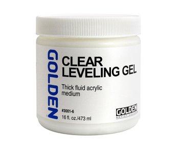 Golden Medium 16oz Clear Leveling Gel