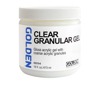Golden Medium 16oz Clear Granular Gel