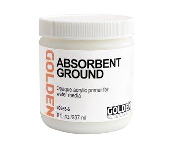 Golden Medium 8oz Absorbant Ground White