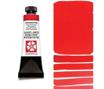 DANIEL SMITH XF WATERCOLOR 15ML PERMANENT RED