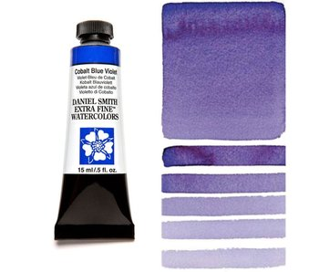 DANIEL SMITH XF WATERCOLOR 15ML COBALT BLUE VIOLET