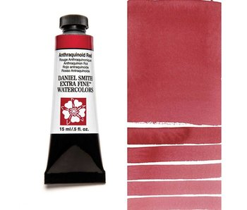 DANIEL SMITH XF WATERCOLOR 15ML ANTHRAQUINOID RED