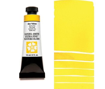 DANIEL SMITH XF WATERCOLOR 15ML AZO YELLOW