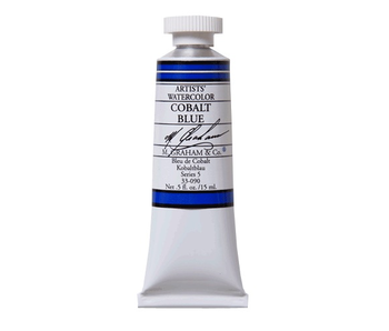 M. GRAHAM WATERCOLOUR 15ML COBALT BLUE