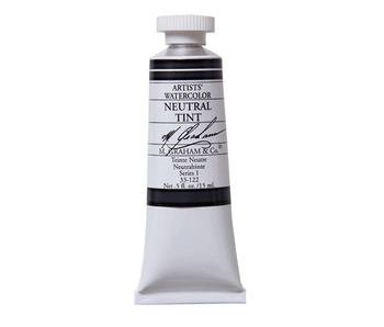 M. GRAHAM WATERCOLOUR 15ML NEUTRAL TINT