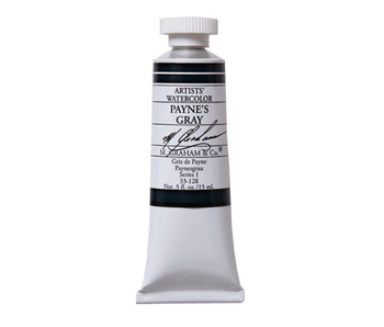 M. GRAHAM WATERCOLOUR 15ML PAYNE'S GRAY