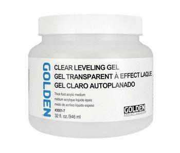 Golden Medium 32oz Leveling Clear Gel