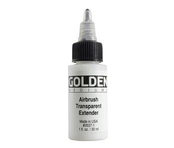 Golden High Flow 1oz Airbrush Transparent Extender