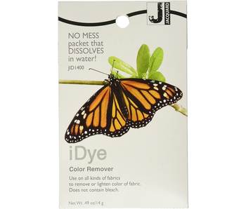 IDYE FOR NATURAL FABRICS COLOR REMOVER