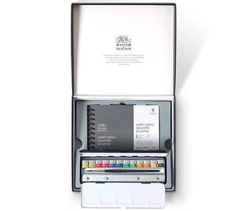 WN PROFESSIONAL WATERCOLOUR JOURNAL GIFT COLLECTION SET