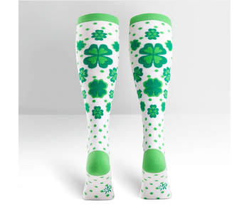 SOCK IT TO ME: KNEE HIGH FUNKY CLOVER