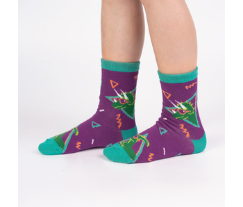 SOCK IT TO ME: YOUTH CREW SOCKS JURASSIC PARTY