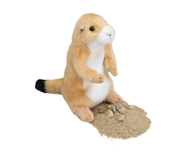 DOUGLAS CUDDLE TOY PLUSH DIGGER PRAIRIE DOG