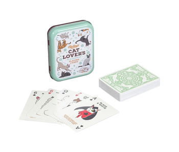 RIDLEY'S GAMES - CAT LOVERS PLAYING CARDS