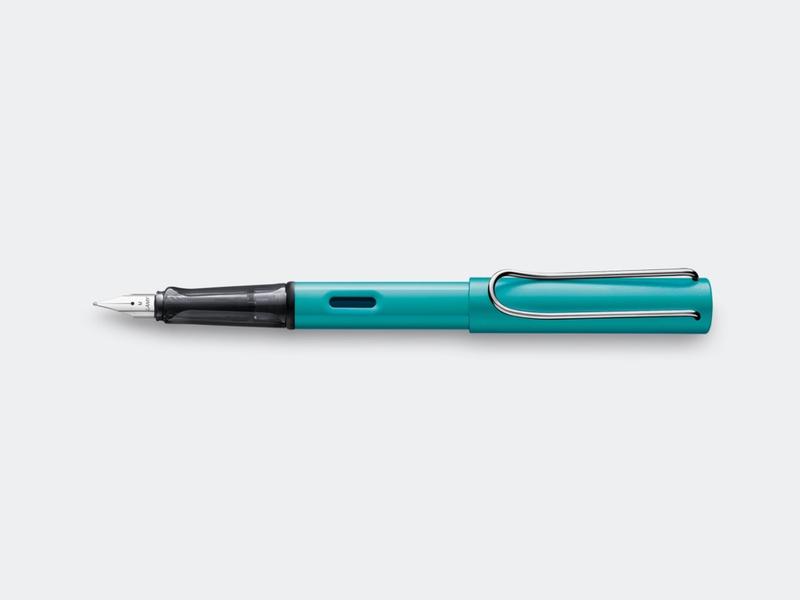 Lamy Al-Star Fountain Pen Turmaline 1.5