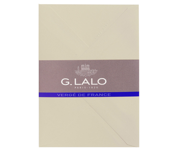 G. LALO Envelopes