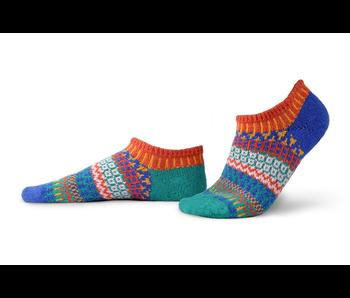 Solmate Socks Adult Ankle Cayenne Medium