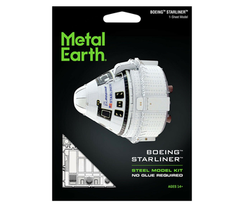 Metal Earth 3D Model Boeing. CTS-100 Starliner