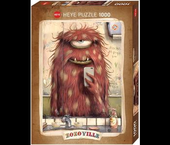 Heye Puzzle 1000 pcs, Selfie, Zozoville