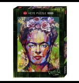 Heye Puzzle 1000 pcs People, Frida, Voka