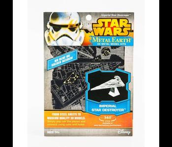 Metal Earth 3D Model Star Wars Imperial Star Destroyer