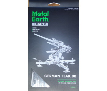 Metal Earth 3D Model German Flak 88