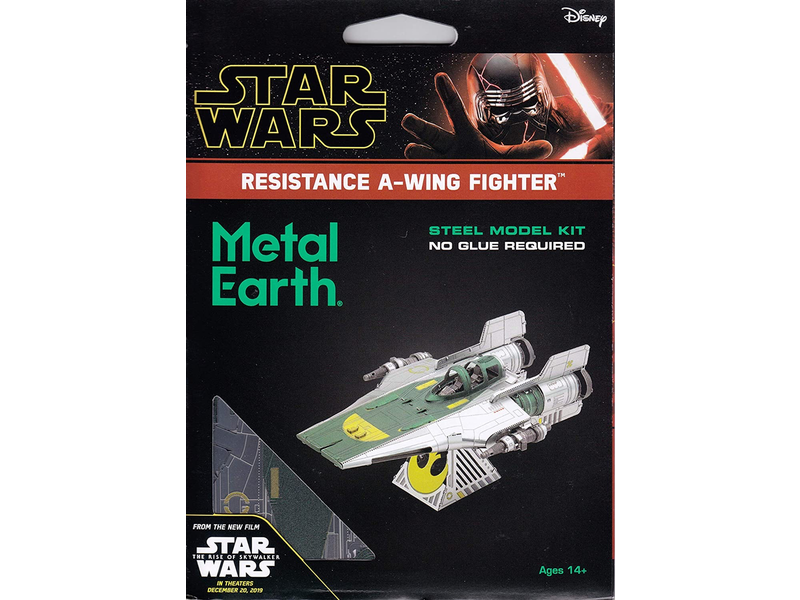 Metal Earth 3D Model Resistance A-Wing Fighter