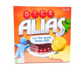 ALIAS DICE - LET THE GOOD TIMES ROLL FAMILY GAME