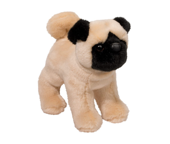Douglas Cuddle Toy Plush Bardo Pug