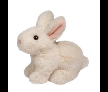 Douglas Cuddle Toy Plush Lil' White Bunny
