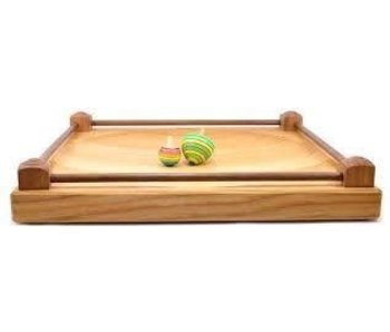 MADER WOODEN TOP BOARD 40CM Plate of Manege