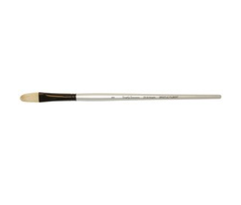 Simply Simmons Long Handle Chungking Bristle Filbert 8