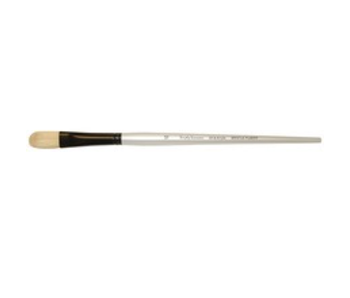Simply Simmons Long Handle Chungking Bristle Filbert 10