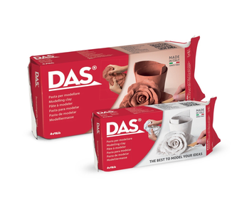 DAS CLAY 1LB TERRACOTTA