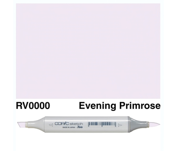 COPIC SKETCH RV0000 EVENING PRIMROSE